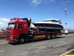 Boat Haulage Transport Dublin