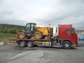Haulage Machinery