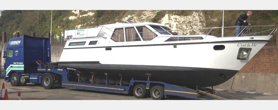 Boat Transport & Haulage